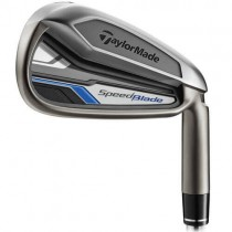 TaylorMade SpeedBlade 4-PW Irons Steel - Left Hand